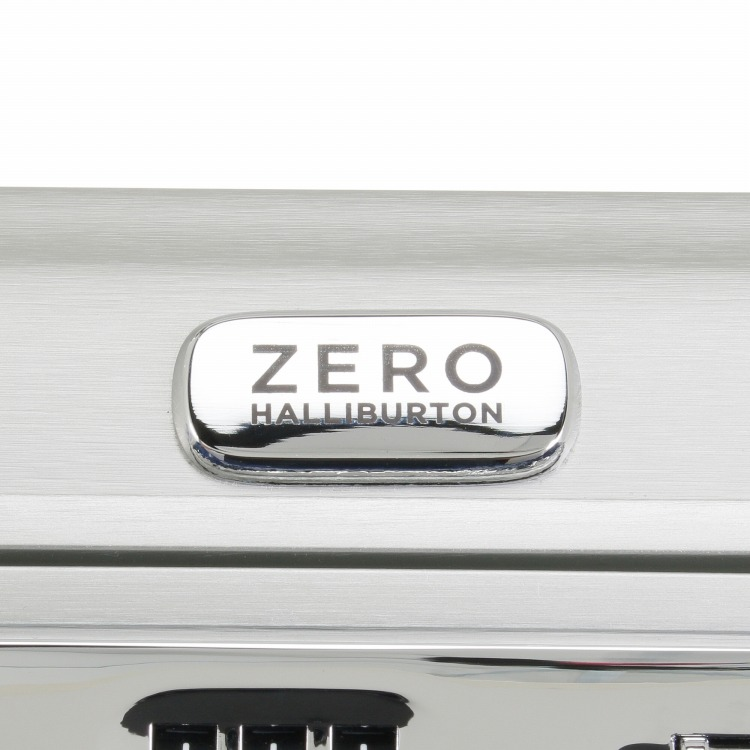 ZEROHALLIBURTON  ≪Pursuit Aluminum Collection≫ アタッシェ(Small/シルバー)94211