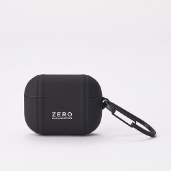 ZERO HALLIBURTON  AirPods Proケース Shockproof Case for AirPods Pro/マットブラック(ラバーコーティング)   81088