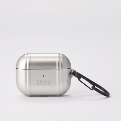 ZERO HALLIBURTON  AirPods Proケース Shockproof Case for AirPods Pro/シルバー   81088