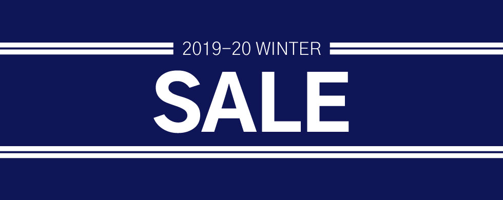 2019-20 WINTER SALE